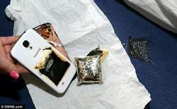 Cảnh sát Mỹ đề nghị dừng ngay việc ôm điện thoại lên giường vì nó vô cùng nguy hiểm!