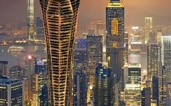 Bản thiết kế nhà chọc trời hình rắn hổ mang chưa từng xuất hiện của kiến trúc sư người Nga