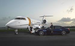 JetSmarter - Dịch vụ Uber với những chiếc phi cơ riêng