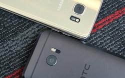 Băn khoăn giữa Galaxy S7 và HTC 10: hãy để khả năng chụp hình quyết định