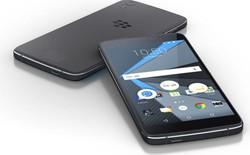 BlackBerry ra mắt smartphone Android DTEK50 bảo mật nhất TG: SoC 617, Android 6.0, giá 6,6 triệu