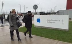 4.000 nhân viên Apple tháo chạy khỏi trụ sở Ireland vì bị dọa đánh bom