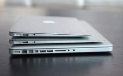 Lộ ảnh thực tế MacBook Pro với 4 cổng USB Type-C, loại bỏ hàng phím F1-F12