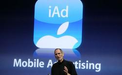 Apple từ bỏ mảng kinh doanh quảng cáo của mình