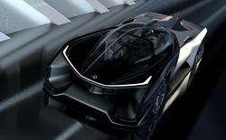 Đối thủ Tesla lộ diện: Siêu xe điện chưa từng có trên Trái đất