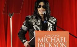 Sony mua cổ phần âm nhạc của ngôi sao Michael Jackson với giá 750 triệu USD