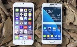 Apple và Samsung chiếm 105% lợi nhuận của cả ngành công nghiệp smartphone năm 2015