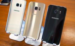 Cận cảnh bộ đôi Galaxy S7 và Galaxy S7 edge