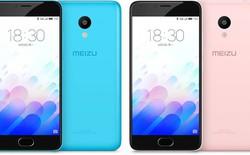 Chính thức: Meizu phản công Xiaomi bằng smartphone M3, chip lõi 8, hỗ trợ 4G LTE, giá 2 triệu đồng
