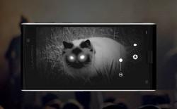 Đây chính là chiếc smartphone đầu tiên trên thế giới có khả năng nhìn xuyên đêm