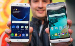 So sánh camera LG G5 và Galaxy S7 edge: súng to không lo chết đói?