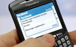 BlackBerry phản hồi về việc Facebook và Whatsapp bị gỡ bỏ: Chúng tôi cũng chịu!