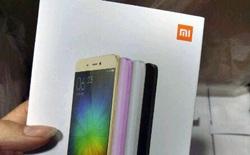 Đã có vỏ hộp siêu phẩm Xiaomi Mi 5?