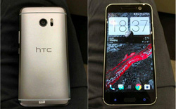 Ảnh rõ nét về HTC One M10: nút Home cứng, bỏ loa BoomSound, phím điều hướng đặt ngoài màn hình?