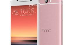 Thêm phiên bản HTC One A9 màu hồng, giá không đổi