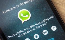 WhatsApp gia nhập Câu lạc bộ 1 tỷ người dùng