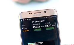 Tốc độ thử nghiệm 4G VinaPhone nhanh hơn cáp quang, chạm ngưỡng 29 MB/s