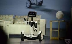 Intel hợp tác Xiaomi và Segway ra mắt chiếc xe hai bánh biết biến hình thành robot