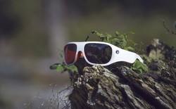 Chiêm ngưỡng kính mắt tích hợp camera 4K ghi hình 360 độ nặng chỉ 100g khiến cho GoPro ngậm ngùi thán phục