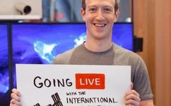 Đúng 23 giờ 55 đêm nay (1/6) Facebook sẽ phát video trực tiếp từ trạm không gian ISS