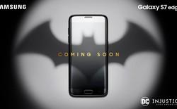 Fan DC chú ý, sắp có smartphone Galaxy S7 edge phiên bản Batman