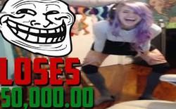 Giả vờ tặng streamer 50.000 USD, gã troll ăn quả đắng