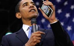 Tại sao tới ông Obama cũng không được dùng iPhone?