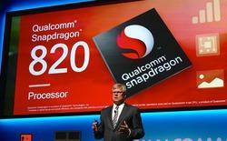 Chip đồ họa của Snapdragon 820 đè bẹp iPhone 6s Plus