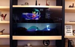 Đây là chiếc TV tàng hình đầu tiên trên thế giới của Panasonic