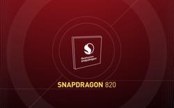 Vượt qua Apple A9 và Exynos 8890, Snapdragon 820 vẫn là vi xử lý di động mạnh nhất 2016