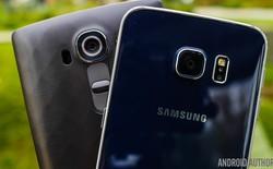 Bình luận trước trận đấu Galaxy S7 - LG G5: Samsung chấp nửa trái