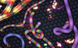 Slither.io: Tựa game rắn săn mồi trên web và di động đang gây nghiện nhất hiện nay
