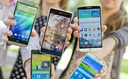 [Video] Bảng xếp hạng 20 mẫu smartphone phổ biến nhất trong năm 2015