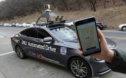 [Video] Người Hàn Quốc tạo ra một dịch vụ Uber không người lái