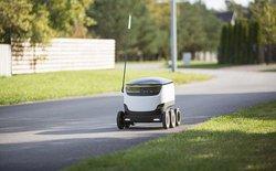 [Video] Robot này sẽ thay đổi định nghĩ về shipper?