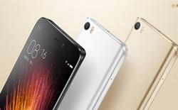Xiaomi trình làng Mi 5: thiết kế mới, Soc 820, có cảm biến vân tay, USB Type-C, giá từ 6,8 triệu đồng