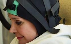 [Video] Đây là chiếc mũ thần kì giúp bệnh nhân đang trong giai đoạn hóa trị không còn hói đầu