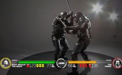 Với công nghệ áo giáp này, bạn có thể đánh nhau thoải mái mà không lo đau đớn