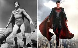 69 năm nhìn lại: ngày ấy - bây giờ của các siêu anh hùng