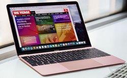 """Chiếc MacBook vàng hồng đầu tiên của Apple: mỏng, nhẹ, nhưng thiết kế """"nguyễn y vân"""""""