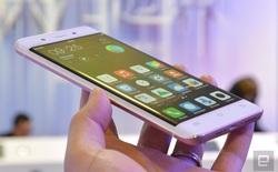Smartphone RAM 6 GB đầu tiên: không chỉ Samsung có điện thoại màn hình cong