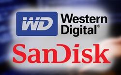 Thương vụ sáp nhập giữa WD và Sandisk đã chốt 19 tỷ USD