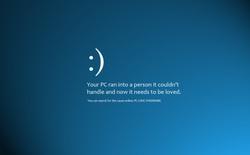 Từ nay chúng ta có thể biết ngay vì sao máy tính của mình gặp lỗi màn hình xanh