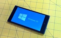 """Microsoft: """"Smartphone có RAM 512 MB sẽ không được cập nhật Windows 10 Mobile"""""""