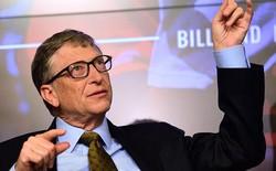 Hỏi khó: Bill Gates có thể gửi 80 tỷ USD tài sản trong ngân hàng và rút hết ra tiêu không?