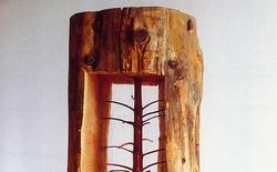 """Độc đáo những tác phẩm điêu khắc """"cây nằm trong cây"""""""