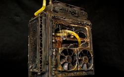 Nếu là fan của Mad Max, bạn sẽ phát cuồng vì bộ máy tính cực chất này