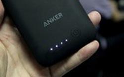 Tặng bạn đọc vỏ case kiêm pin dự phòng Anker cho iPhone 6/6s
