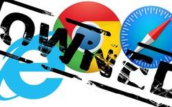 """Safari, Google Chrome và Flash Player """"quỳ gối"""" trước hacker ngay trong ngày đầu tiên của Pwn2Own 2016"""