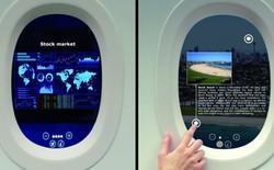 Với công nghệ này, khi đi máy bay lúc nào bạn cũng sẽ muốn ngồi bên cửa sổ